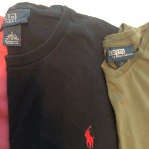 Polo by Ralph Lauren Shirts - Men's Polo T-shirt's